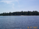 Boating on Manistee Lake